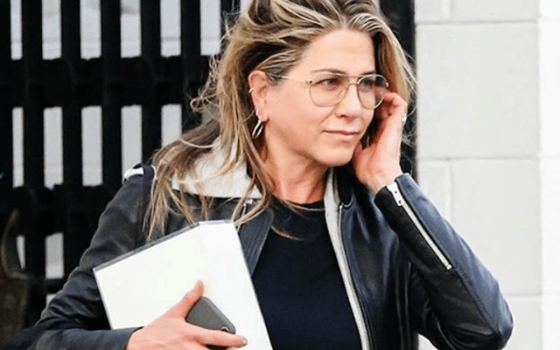 Jennifer aniston sin maquillaje
